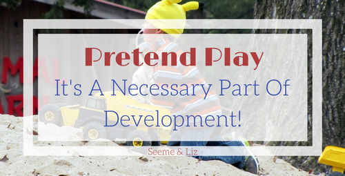 The Importance of Pretend Play in a child's development
