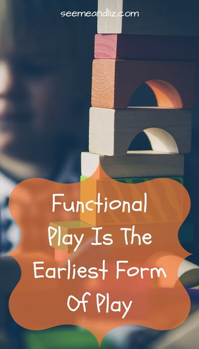 language development pretend play functional play is the first form of play to develop