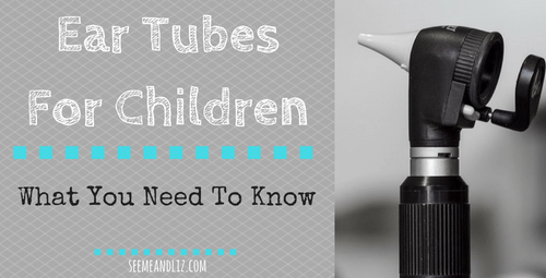 Ear Tubes For Children - Otoscope