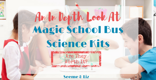 Magic School Bus Science Kits Review