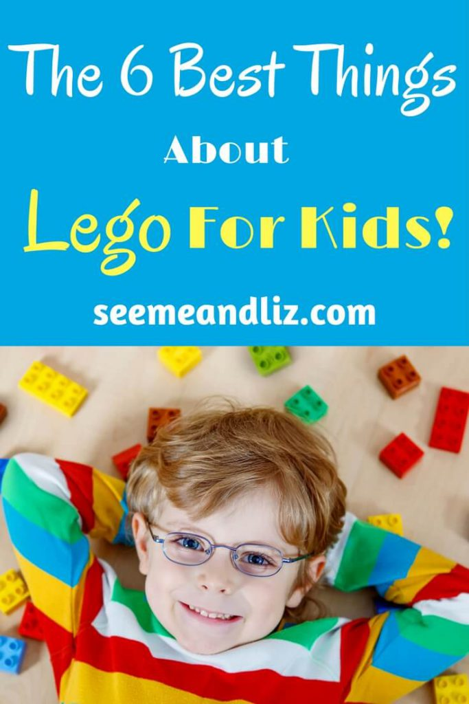 LEGO Games & Activities for kids are great for building these 6 skills