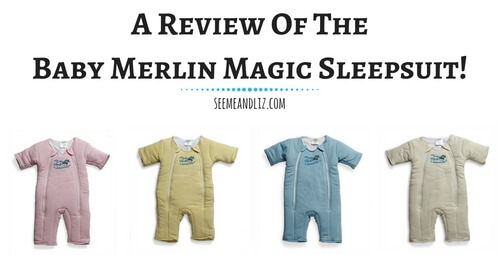 Baby Merlin Magic Sleepsuit Review