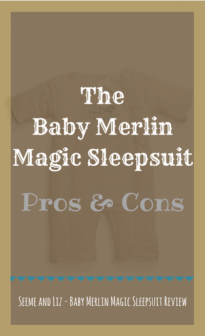The Baby Merlin Magic Sleepsuit Review - Pros & Cons