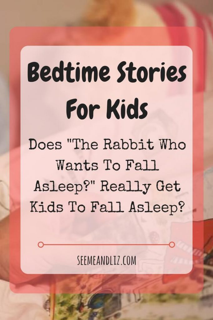 "Find out if ""The rabbit who wants to go to sleep?"" will really help your child fall asleep quickly."