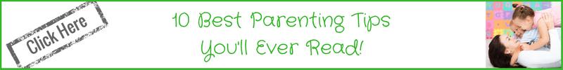 10 best parenting tips banner