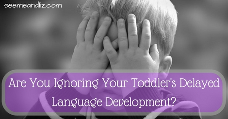 Why a wait and see approach to delayed language development isn't always a wise choice