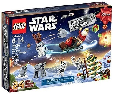 lego advent calendar star wars 2015