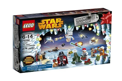 lego advent calendar star wars 2014