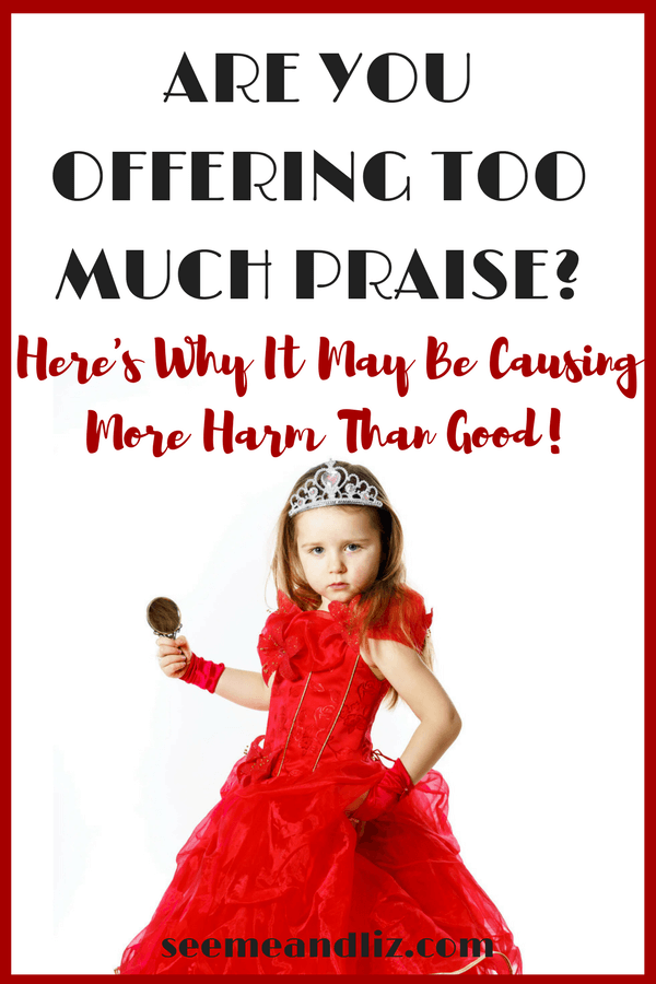 Are you overpraising your child? Praise and encouragement are different. Here's what you need to know!