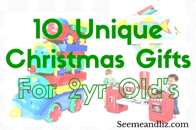 Christmas Gifts for 2 Year Olds