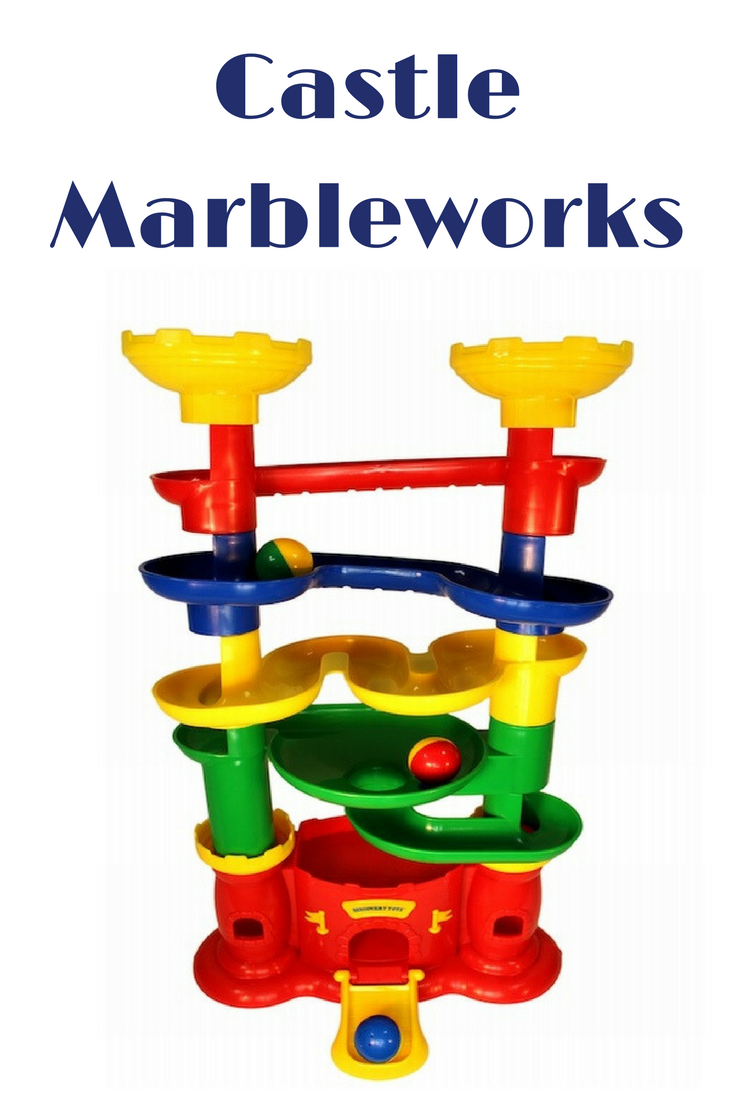 Marble runs for kids are fun! They are also great for toddlers to learn new skills. Click to see all 11 skills