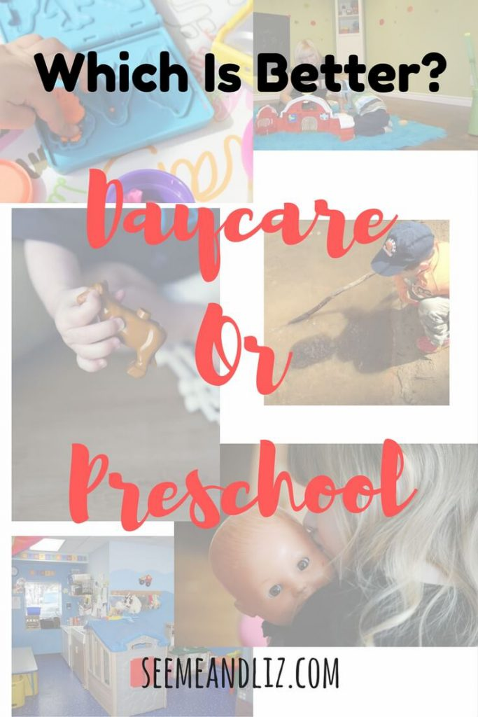 Which Is Better-Daycare vs preschool