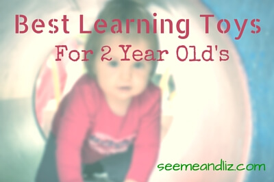 Best Learning Toys for 2 Year Old's