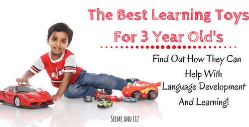 Best Learning Toys For 3 Year Olds : Best learning toys for year old s to encourage language