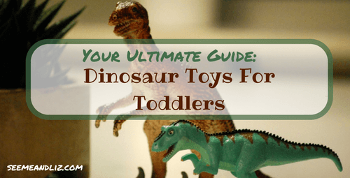 Dinosaur toys for toddlers with language development tips