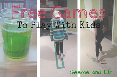 Free Games to Play with Kids
