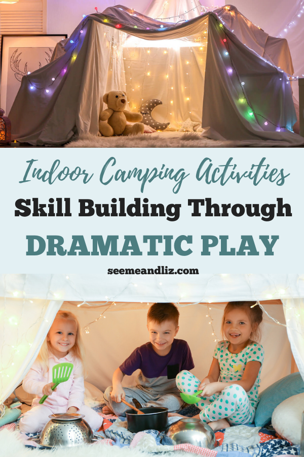 Indoor Camping Ideas For Kids To Spark Learning Seeme Liz