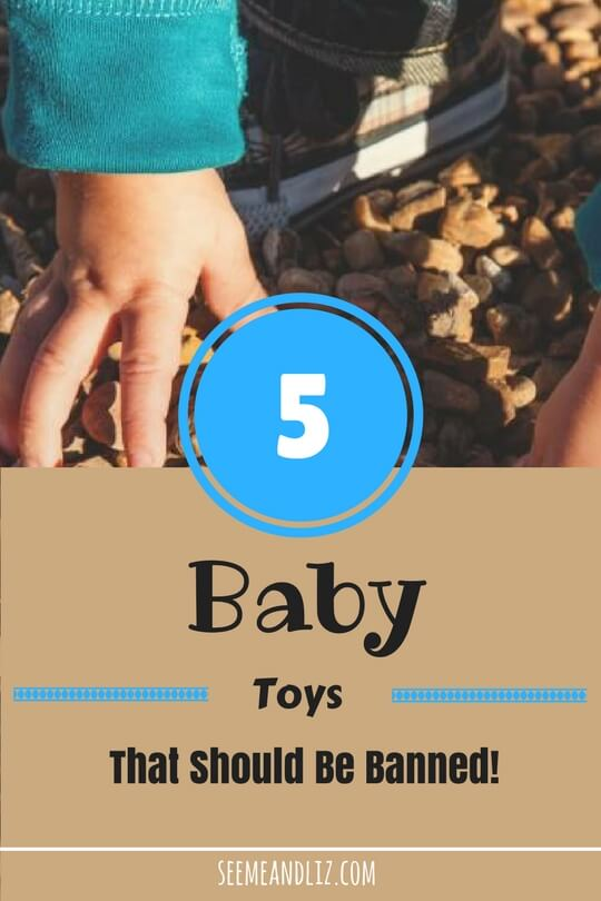 These are the 5 worst baby (and toddler) toys. They won't do a thing for your child's development. Here is why!