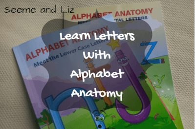 Learn Letters With Alphabet Anatomy