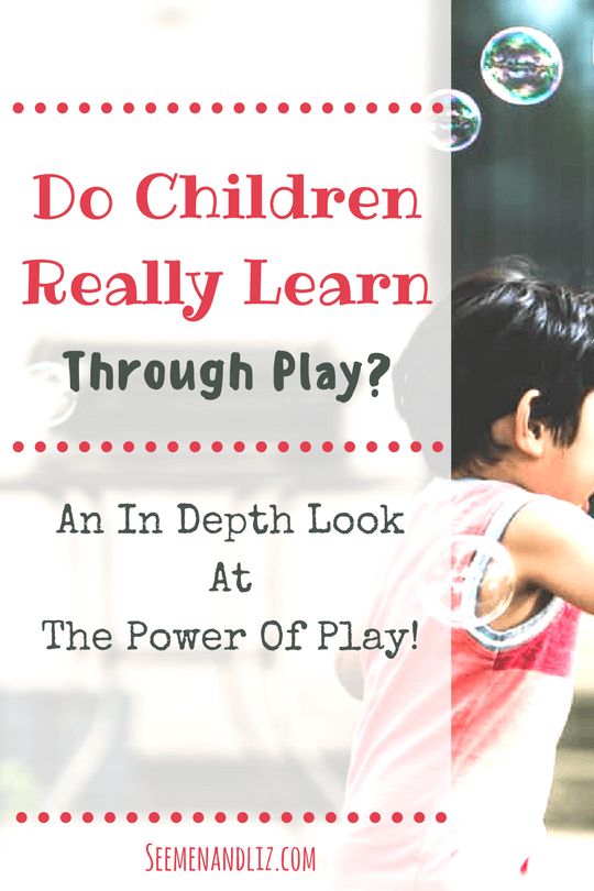Do Children Learn Through Play? An In Depth Look at the power of play