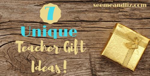 7 Cool Gifts Teachers WIll Love