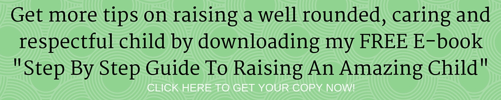 Download Free EBook Step By Step Guide To Raising An Amazing Child