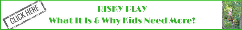 Risky play banner