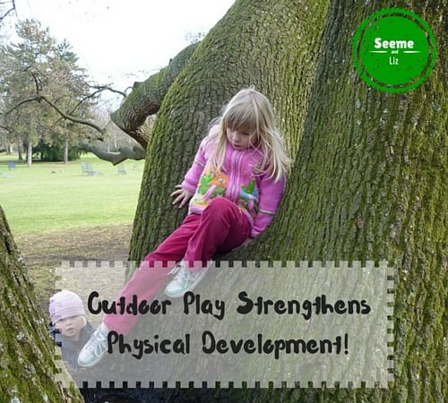 benefits of outdoor play for preschoolers physical development