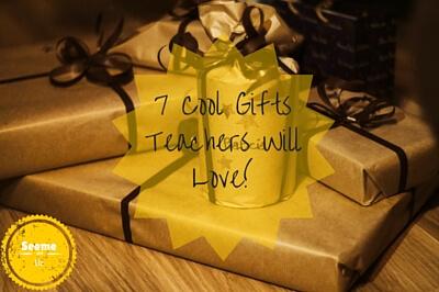 cool gifts teachers love