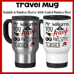 male teacher appreciation gifts pirate travel mug