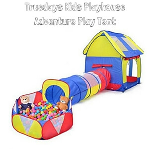 The Best Outdoor Toys For Kids Truedays Kids Playhouse Adventure Play Tent