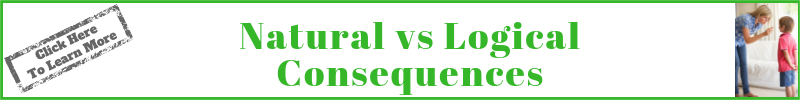 PPS Natural or logical consequences banner