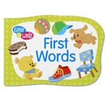 best books to read to babies first words books Gibby and Libby Die-Cut Board Book