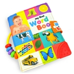 best books to read to babies first words books Totmart soft book