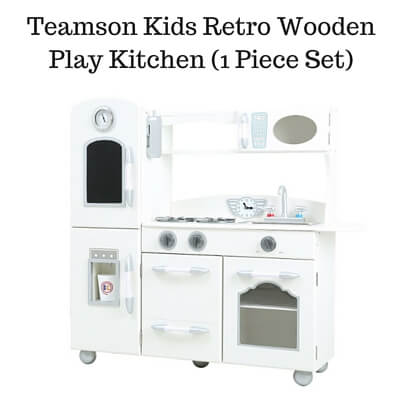 Kitchen Sets For Older Kids Teamson Kids Retro Kitchen