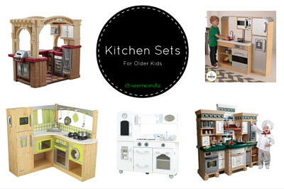 5 kitchen sets for older kids