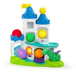 toys for baby registry bright starts drop n slide FUNcastle