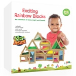toys for baby registry exciting rainbow blocks