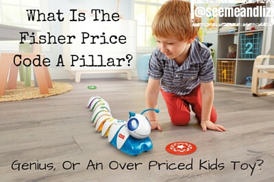What is the fisher price code a pillar