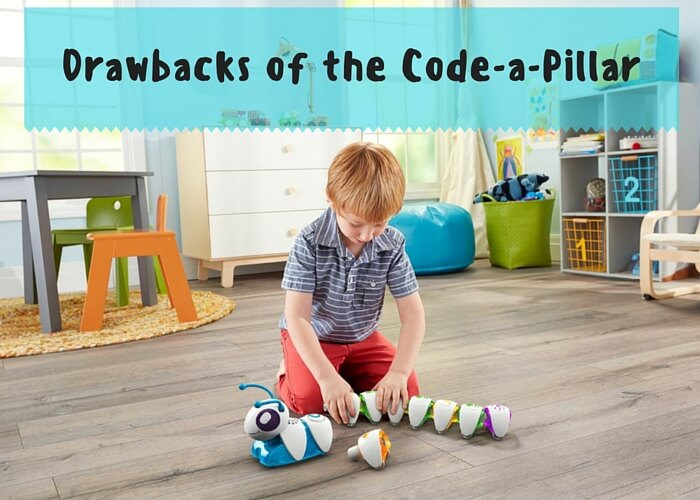 what is the fisher price code a pillar drawbacks