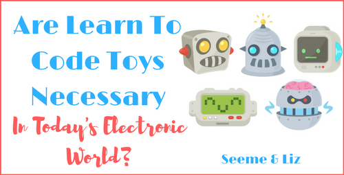 Are Learn To Code Toys Necessary
