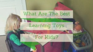 what are the best learning toys for kids