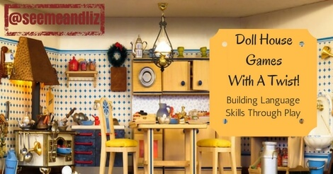 doll house games for speech and language development