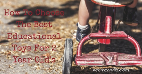 educational toys for 2 year olds how to choose the best ones