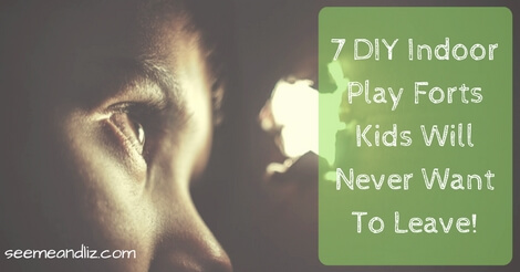 indoor play forts kids will love