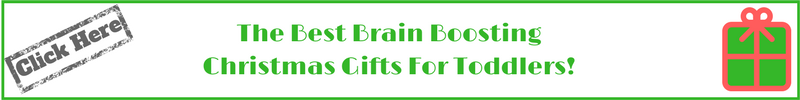 Brain boosting christmas gifts for toddlers