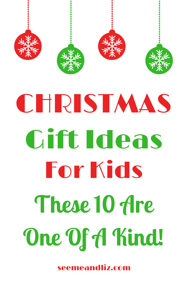 Unique CHRISTMAS gift ideas for kids #kidschristmas #giftsforkids #babytoys #preschoolers #etsy