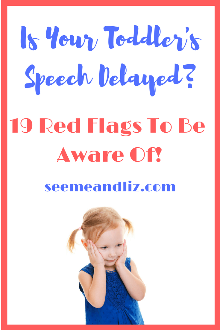 Toddler speech and language skills develop at different rates. But be aware of red flags that could indicate intervention may be the best option.