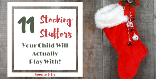 11 stocking stuffer ideas kids wont be bored of in 30 seconds