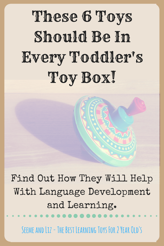 Guide To The Best Toys For A 2 Year Old's Learning - Language Development and learning tips